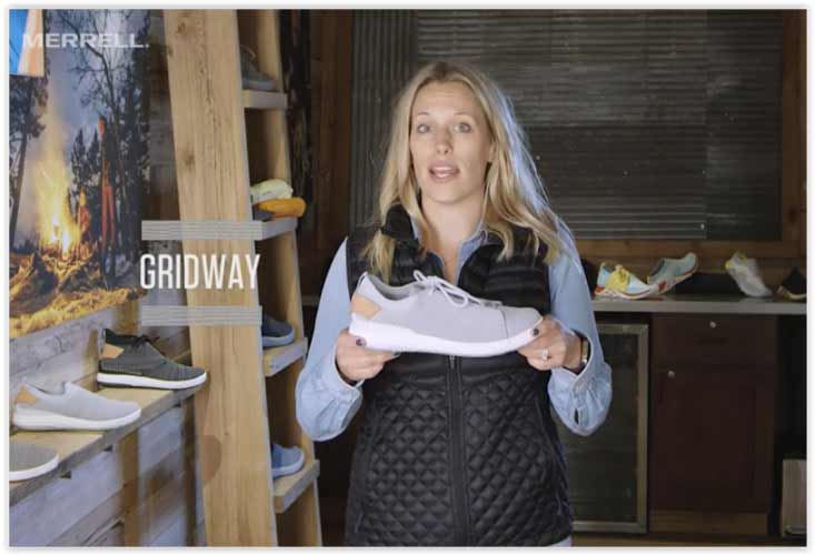 Merrell Gridway video