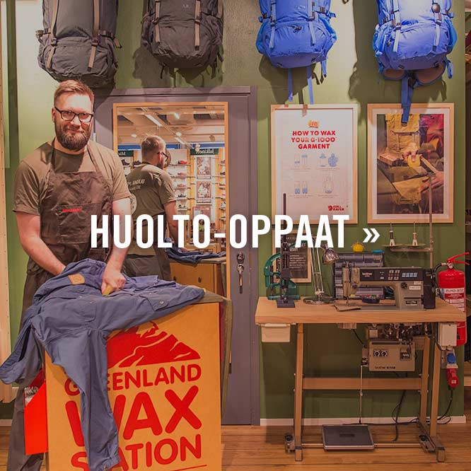 huolto-oppaat
